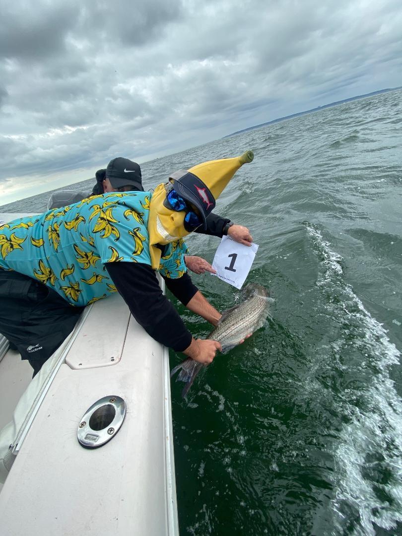 2019 Hi-Mar Fall 40 Hour Tournament - Costa Photo Contest Winner Team GetBENT Fishing