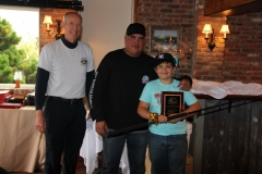 2019 Hi-Mar Fall 40 Hour Tournament - Kevin Bogan Junior Angler Winner, Dominic Miele