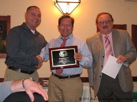 2007 Awards Dinner Gallery - Alan Beneroff
