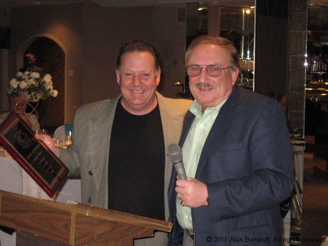 2008 Awards Dinner Gallery - Barry Heffernan