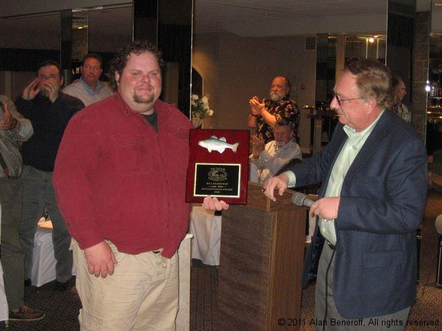 2008 Awards Dinner Gallery - Capt Billy Boardman