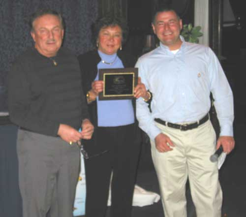 2005 Awards Dinner - Pat Kamienski