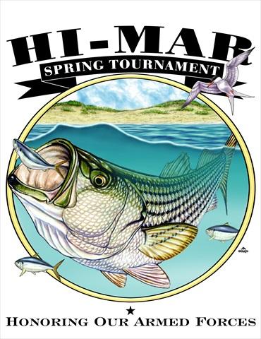 Hi-Mar Striper Club Spring Striped Bass Fishing Tournament