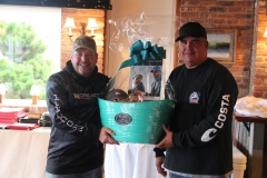 2019 Hi-Mar Fall 40 Hour Tournament - Eyes on First Raffle Winner John Stavola